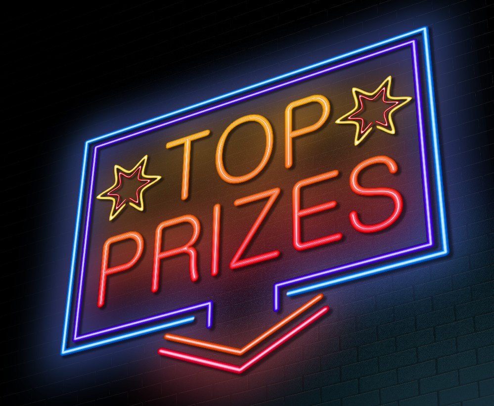 Top Prizes Sign small file size