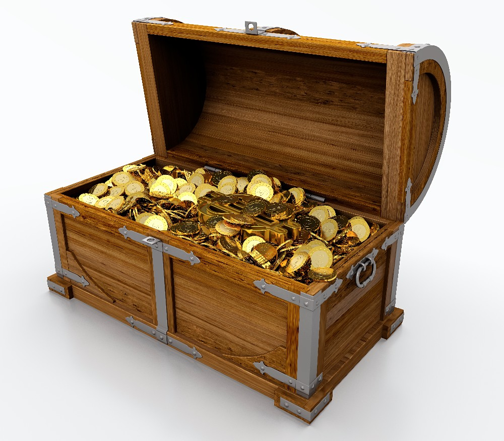 Treasure Chest smaller file size