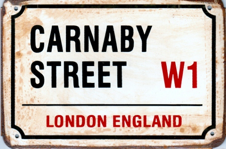 Carnaby Street London Walks
